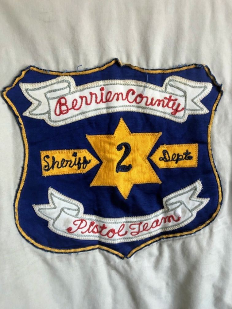 Berrien County Pistol Patch