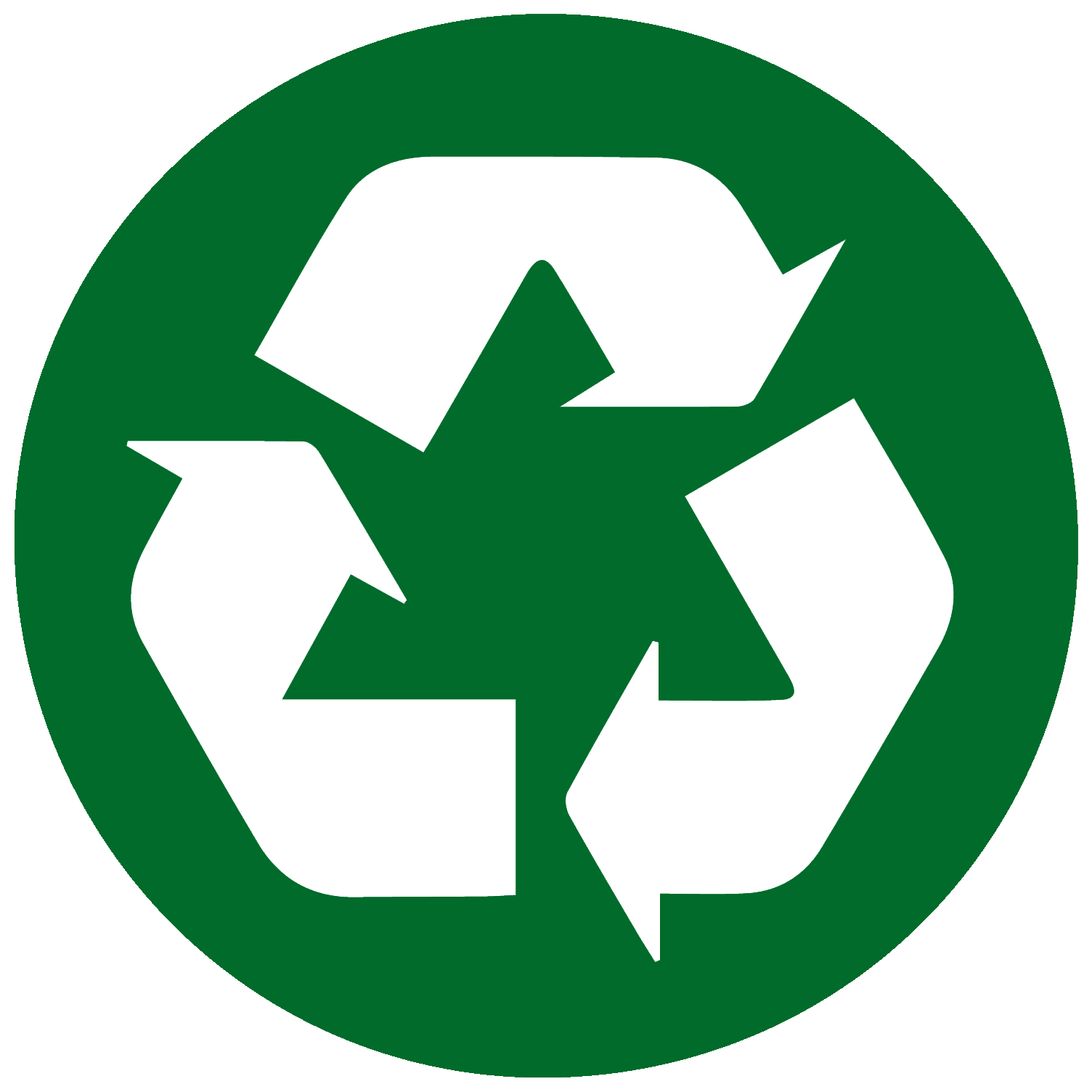 recycle circle green image