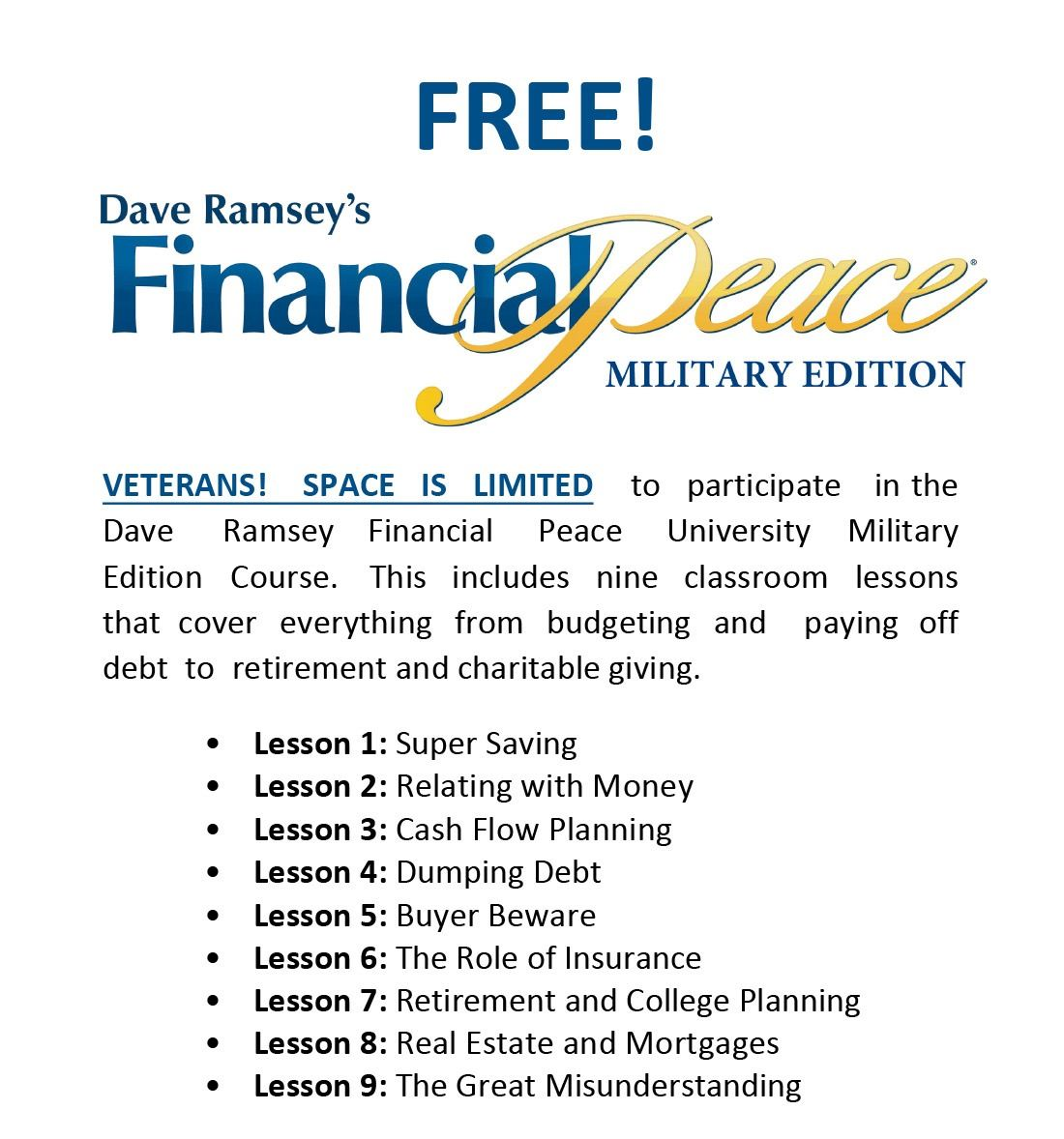 FPU Ramsey Military Edition Page 1