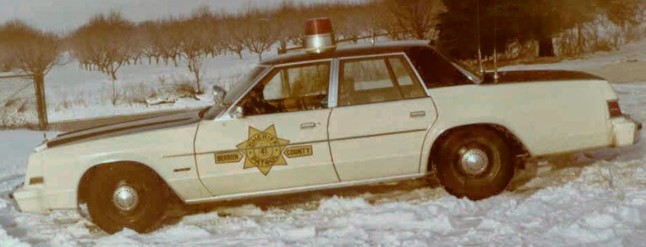 Berrien County Sheriff's Office Squad Car