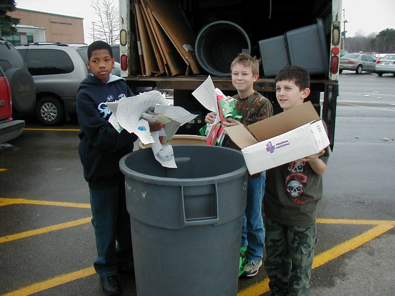 Lybrook Recycling Group